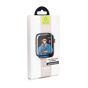 5D Mr. Monkey Glass - Apple Watch 1/2/3 42MM black