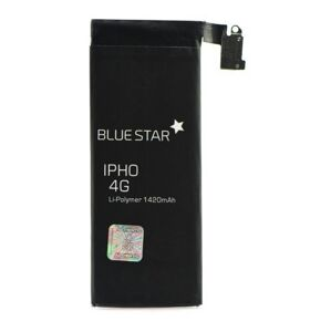 Baterie Apple iPhone 4 1420 mAh Polymer Blue Star PREMIUM