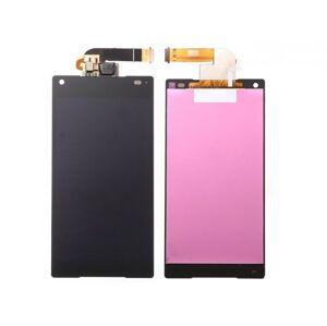 LCD displej + Dotykové sklo Sony Xperia Z5 compact černý
