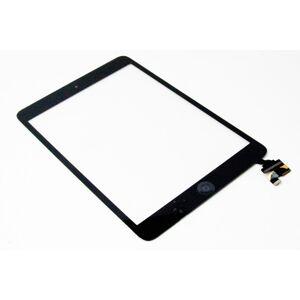 Apple iPad Mini 1,2 - dotyková plocha, sklo (digitizér) originál s IC konektorem - černá