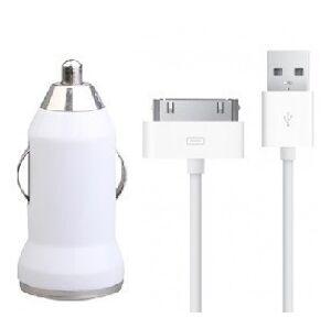 Autonabíječka iPhone 3G / 3GS / 4 / 4S a iPad
