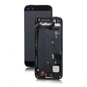 Apple iPhone 5 zadní kryt - černý s malými díly