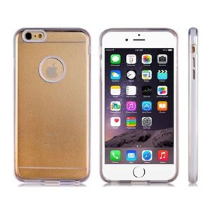 High Quality TPU Rubber Case iPhone 6 Plus / 6S Plus (White)