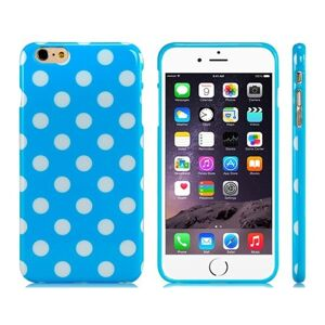 Blue Dot Silicone iPhone 6 Plus / 6S Plus