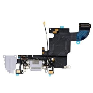 Apple iPhone 6S - Nabíjecí konektor s mikrofonem / Charging Port Flex Cable Silver