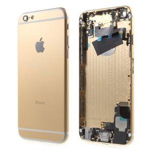 Apple Zadní kryt iPhone 6 zlatý / champagne gold s malými díly