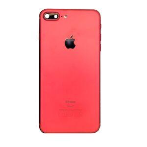 Apple Zadní kryt iPhone 7 Plus červený / red