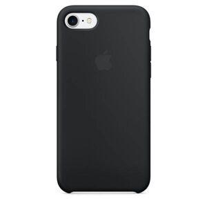 Apple iPhone 7/8/SE 2020 Silicone Case Black MMW82ZM / A