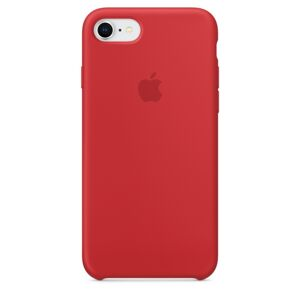 Apple iPhone 7/8 /SE 2020 Silicone Case Red MMWK2FE / A