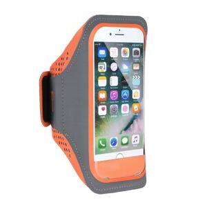 Armband - univerzální držák telefonu na ruku do 5 '' - sport orange