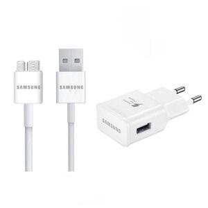 Rychlonabíječka Samsung EP-TA20EWE s micro-USB DQ10Y0WE, White