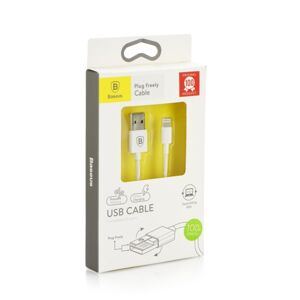 BASEUS USB Cable Apple Lightning 1M white