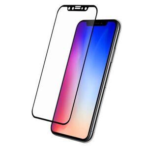 3D ochranné temperované sklo pro Apple iPhone 11, Black
