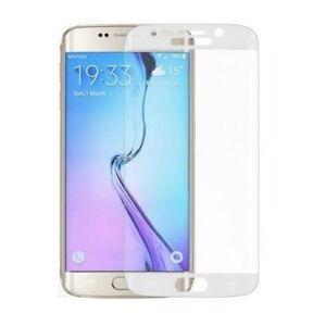 Samsung Galaxy S7 zaobleně - bílé