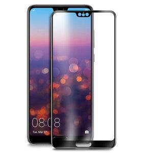 ROAR 3D černé ochranné sklo Huawei P20 Lite