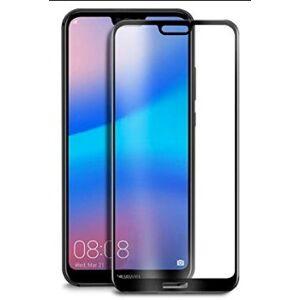 Samsung FULL GLUE 3D tvrzené ochranné sklo Huawei P20 Lite Black
