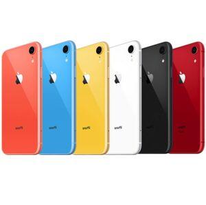 Apple iPhone XR - Zadní Housing - oranžový