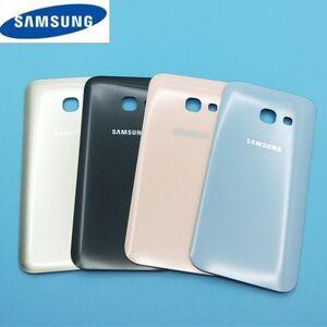Samsung Galaxy A3 2017 A320 - Zadní kryt - bílý
