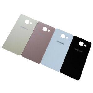 Samsung Galaxy A5 2016 A510 - Zadní kryt - černý