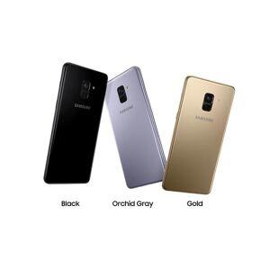 Samsung Galaxy A8 2018 A530 - Zadní kryt - černý