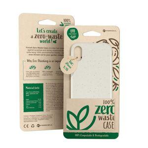 BIO - Zero Waste - kryt iPhone X / XS - nature (přírodní)