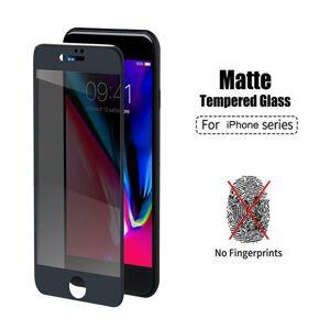 5D matné ochranné temperované sklo pro Apple iPhone 7 Plus/8 Plus