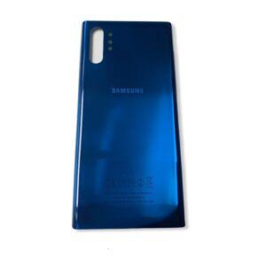 Samsung Galaxy Note 10 Plus - Zadní kryt - modrý