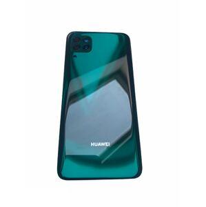 Huawei P40 Lite - Zadní kryt - crush green - zelený - se sklíčkem zadní kamery