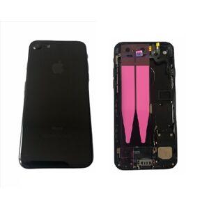 Apple Zadní kryt iPhone 7 černý / Jet Black s malými díly