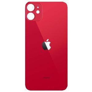 Apple iPhone 11 - Zadní sklo housingu iPhone 11 - červené