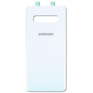 Samsung Galaxy S10 Plus - Zadní kryt - prism White