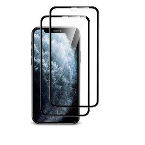 10ks balení - 3D ochranné sklo na celý displej - iPhone 11