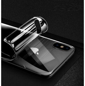 Zadní ochranná fólie - hydrogel - iPhone X/XS
