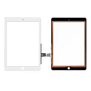 Apple iPad 10.2 2019  - dotyková plocha, sklo (digitizér) - bílé