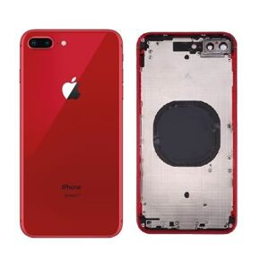 Apple iPhone 8 Plus - Zadní kryt - housing iPhone 8 Plus - červený