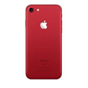 Apple Zadní kryt iPhone 7 červený / red