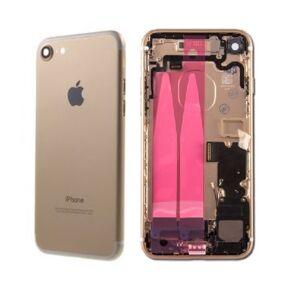 Apple Zadní kryt iPhone 7 zlatý / gold s malými inštaovanými díly