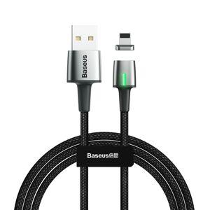 Baseus Zinc - Magnetický nylonový USB kabel lightning 1.5A 2m