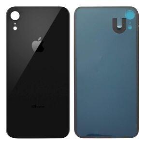 Apple iPhone XR - Zadní sklo housingu iPhone XR - černé