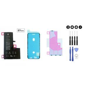 Apple MULTIPACK - Baterie iPhone XS + lepka pod displej + lepka pod baterii + sada nářadí