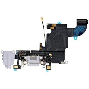 Apple iPhone 6S - Nabíjecí konektor / Charging Port Flex Cable White