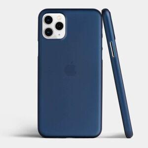 Slim Minimal iPhone 12 Pro - matný modrý