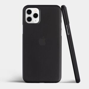 Slim Minimal iPhone 12 Pro - clear black
