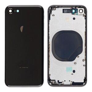Apple iPhone SE 2020 - Zadní Housing - černý