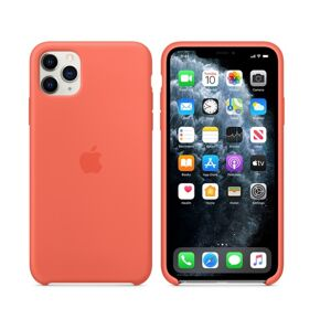 Apple iPhone 11 Pro Silicone Case - Orange