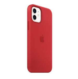 Apple iPhone 11 Silicone Case - (PRODUCT)RED