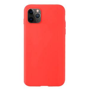 SOFT - Silikónový kryt pro iPhone 11 Pro Max - červený