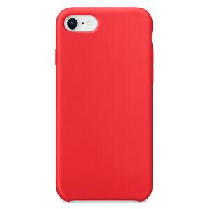 SOFT - Silikónový kryt pro iPhone 7/8/SE 2020 - červený