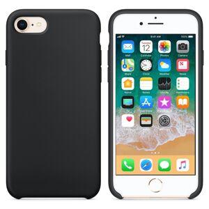 SOFT - Silikónový kryt pro iPhone 7/8/SE 2020 - černý