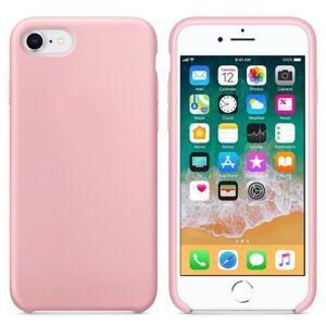 SOFT - Silikónový kryt pro iPhone 7/8/SE 2020 - ružový